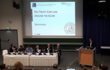 "Zum Artikel """"Tax Treaty Case Law around the Globe 2018"""""